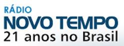 OUÇA A RADIO NOVO TEMPO DE MOCUNICAÇAO