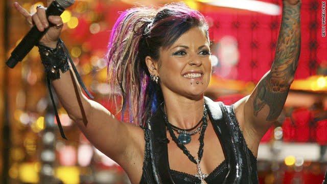 Rock Star Tattoos. Tattooed South African born rock star,