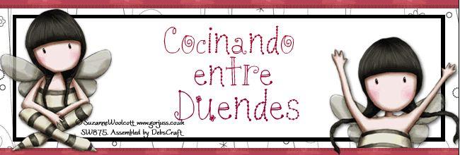 """""""Cocinando entre duendes"""""""