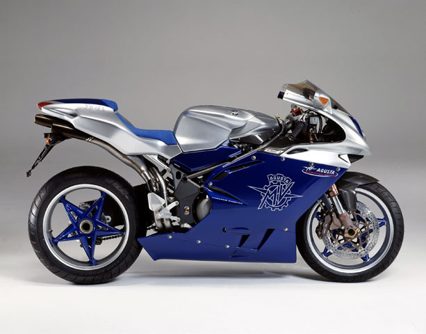 Mv  Agusta f4 Sp01 - High-tech