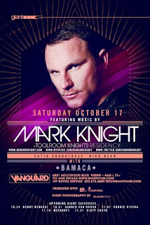 Toolroom Knights @ Vanguard - LA - USA - October 17th