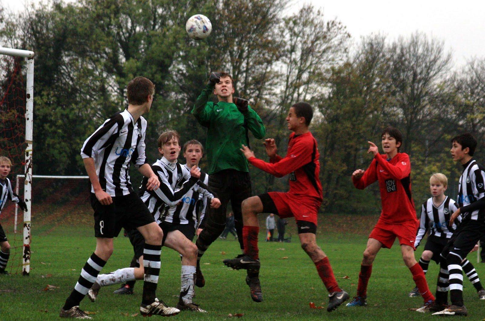 Brockham Badgers Fc Matchday Blog 2010