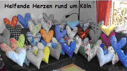 Helfende Herzen rund um Köln