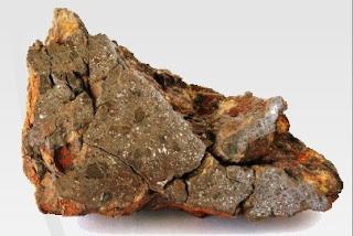 meteoritos pedregosos con hierro