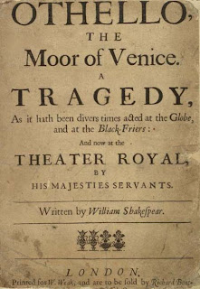 the jew and the moor shakespeare's Two of his finest pieces of work, othello and the merchant of  one example of this is shakespeare's the merchant of venice which is about a miser money-lender jew.