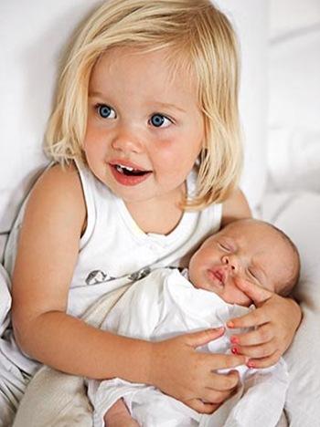 Little angelina jolie vs shiloh jolie pitt