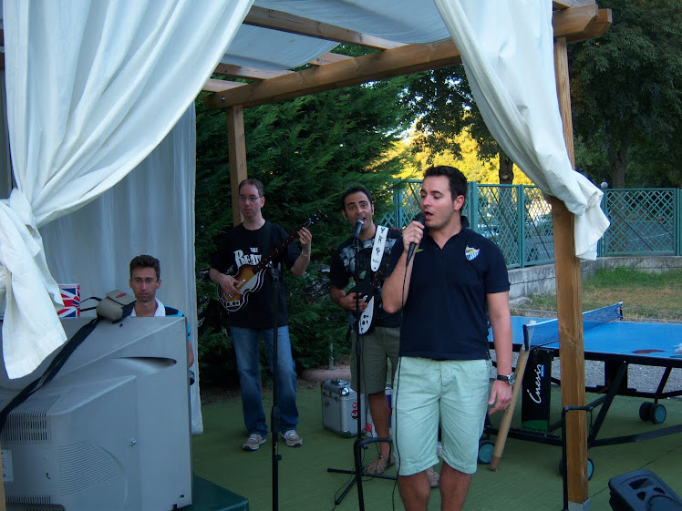 Salso Meets The Beatles (31/07/10)