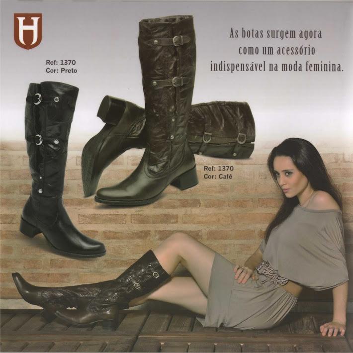 Bota Feminina Casca ( R$ 220,00 )