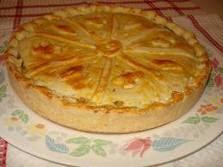 torta de maça