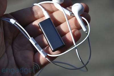 Apple lança novo Ipod Shuffle