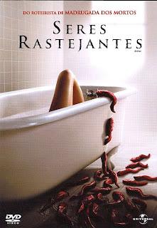Filme Poster  Seres Rastejantes