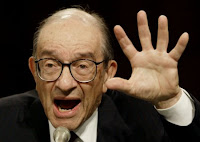 Alan Greenspan and Hedge Funds