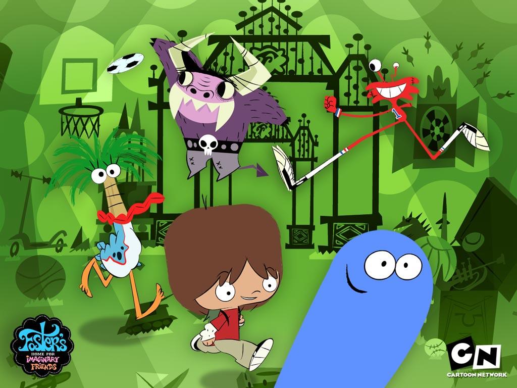 Cartoon Network Fosterin Hayali Dostlar Mekanı Oyunları