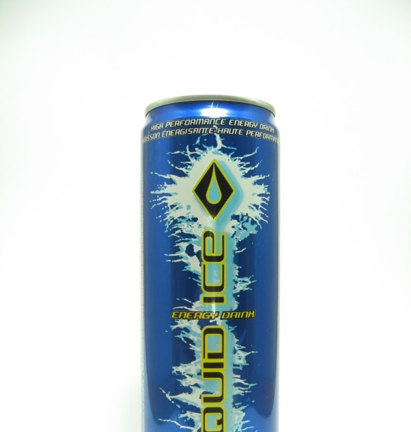 What i drink at work liquid ice energy drink review for Liquid ice mixed drinks