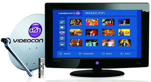 Videocon Satellite LCD TV Price