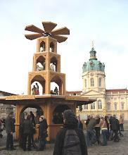 Spinner mit Schloss