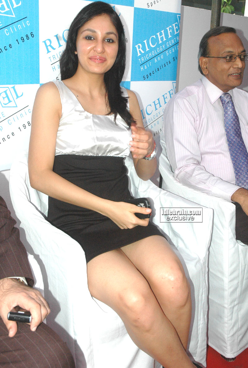 South Actress Pooja Chopra at Some Event
