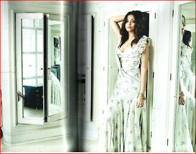 Aishwarya Rai Vogue Magazine photo