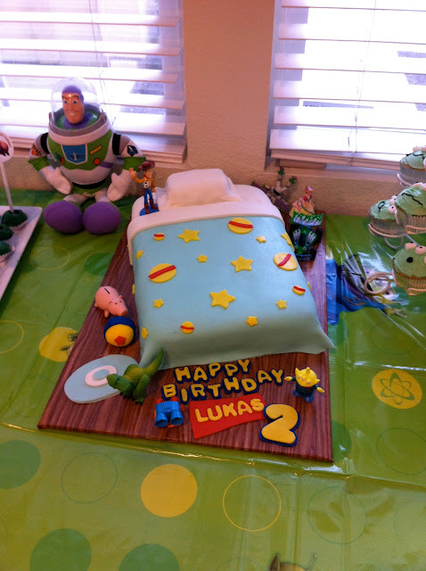 Toy Story Cakes For Boys : A britt without boys friends of the toy story cake