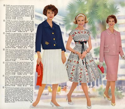 Fashion Pictures on 50 S Wars And Social Revolutions Brought Final Changes In The Fashion