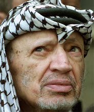 QUANDO ARAFAT ESTAVA C O MUNDO INTEIRO RESPEITVA-NOS...