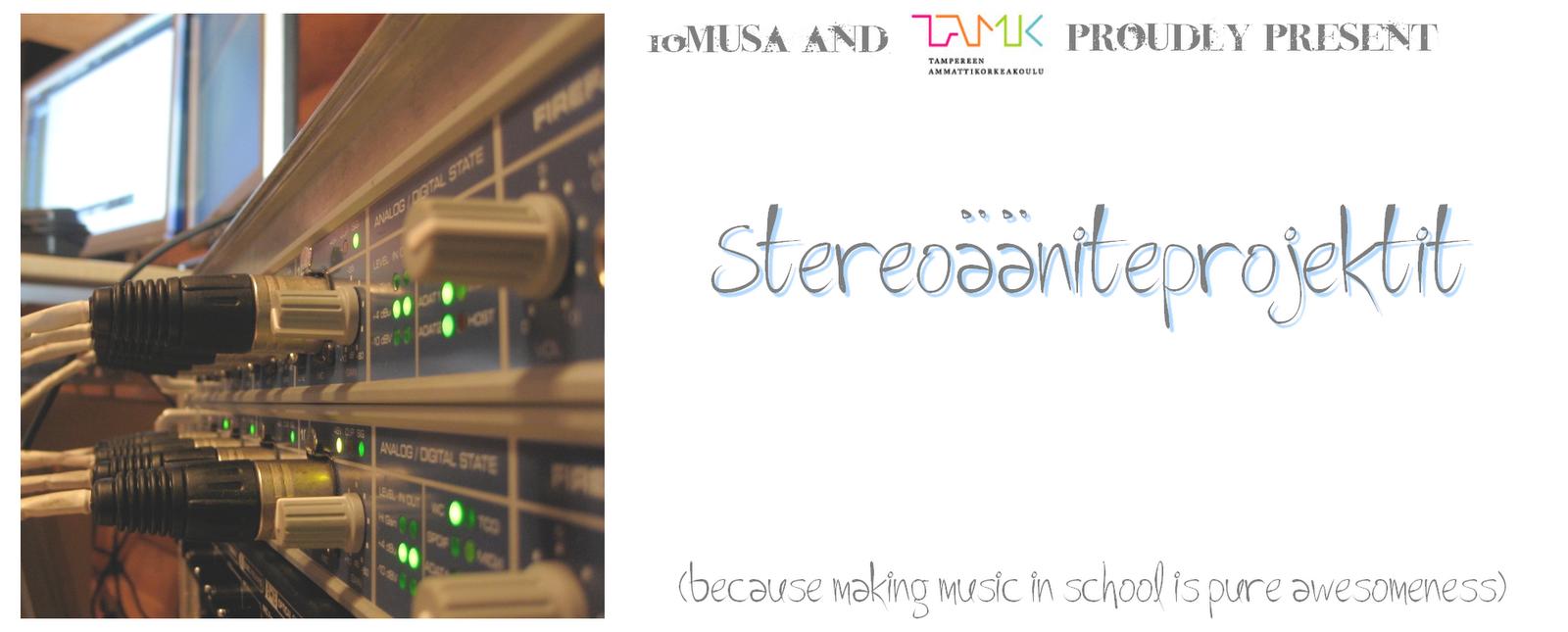 Stereoääniteprojektit