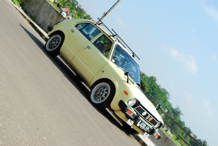 The Review: 1978 Honda Civic Hondamatic