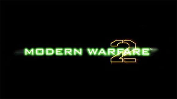 COD morden warfare 2