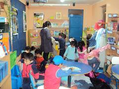 Visitas del Jardín Infantil Piolín