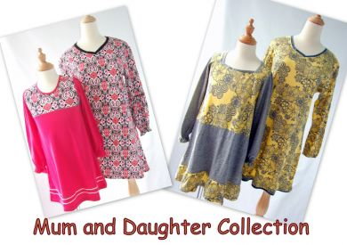 MUM AND DAUGHTER COLLECTION