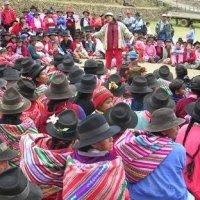 mujeres del ande