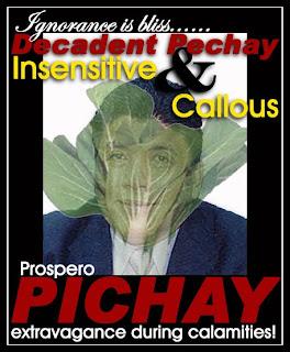 Callous Prospero Pichay