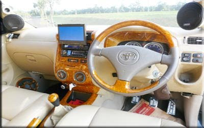 Picture of Modifikasi Interior Avanza