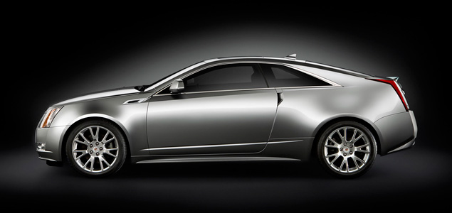 We will be out in California to give a thorough search CTS Coupe soon,