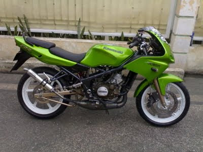 Picture of Modifikasi Ninja Rr