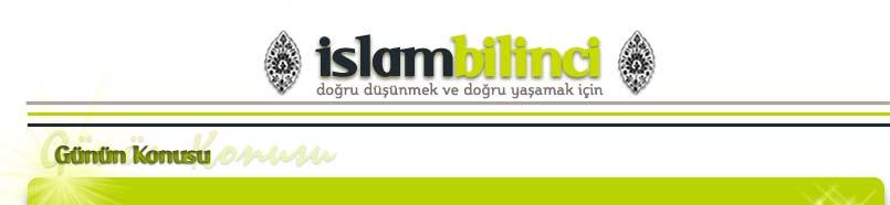 İslam Bilinci