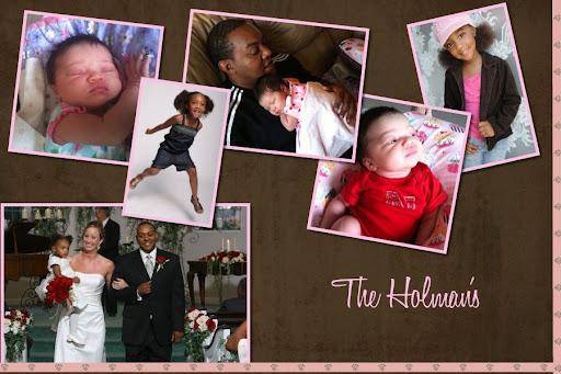 THE HOLMAN FAMILY