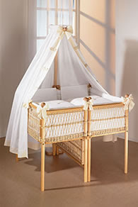 baby cribs for twins