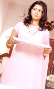 Satya Krishna Pink Saree