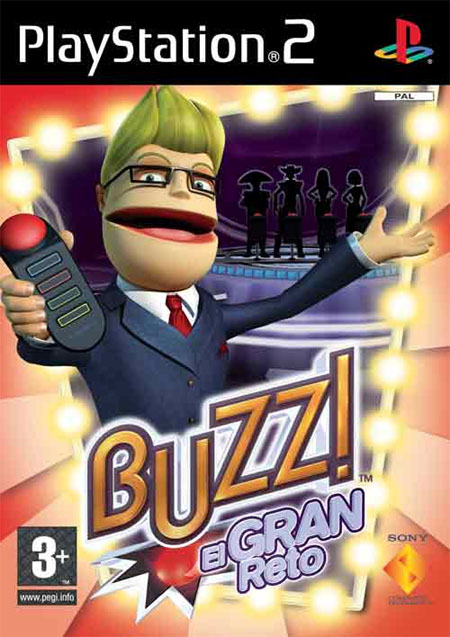 Buzz El Gran Reto[PAL][PS2][1 LINK]
