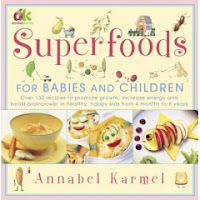 Book Review: Superfoods for Babies and Children 1