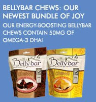 Nutrabella Presents Bellybar Chews 1