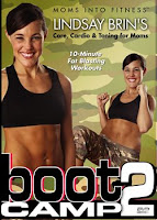 Fit Mama Friday: Lindsay Brin's DVD Workouts for Moms 4