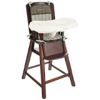 Product Review: Eddie Bauer High Chair 1