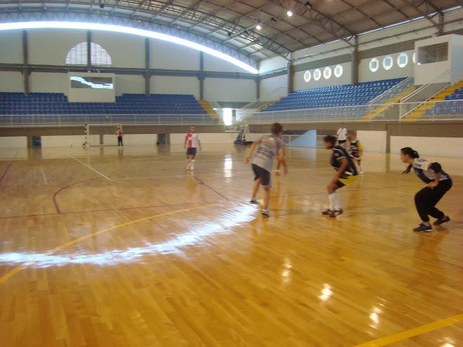 Balneario Camboriu New Gymnasium Ready for the Women National Futsal