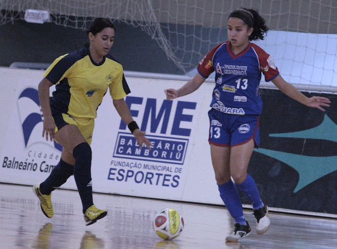 Action in Women Futsal  Brazil National Cup 2010 FIFA rules amendment