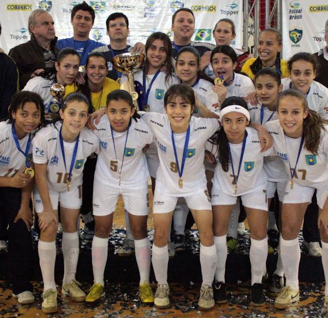 Futsal  Making history in Balneario Camboriu - Historia do Futsal em Balneario Camboriu- Brasil.