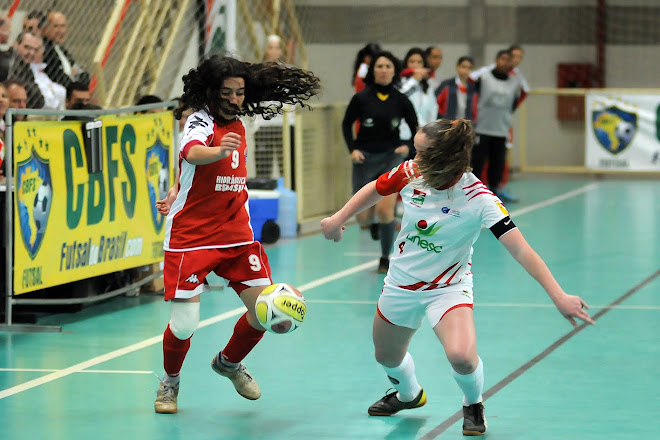 Style in FIFA women futsal League in Brazil