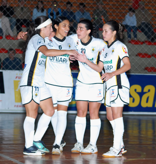 Kidermann Hotel versus Nilo Tozzo Distribuidor / Unochapeco  are in the Liga Nacional Futsal final