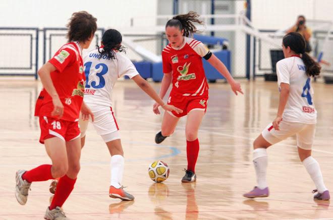 Women Futsal Liga Nacional Brasil Play Offs 2010